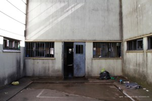 Cuartel policial de Buenos Aires