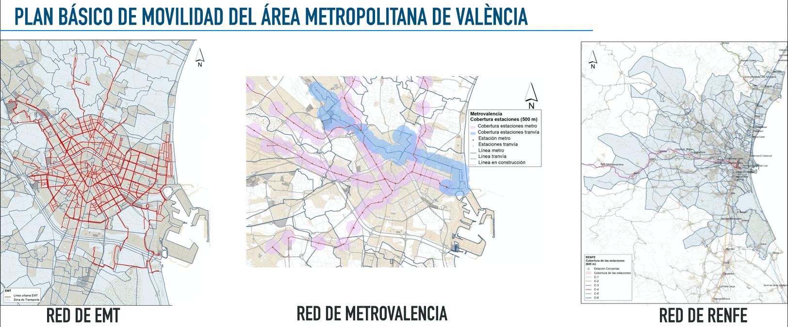 Plan Básico de Movilidad del Área Metropolitana de València