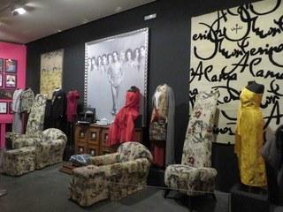 Una de las salas de la exposición
