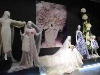 Vestidos de novia y bautizo