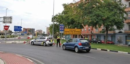 La nueva ampliación de la V-30 hace peligrar una de las entradas principales al municipio valenciano de Xirivella
