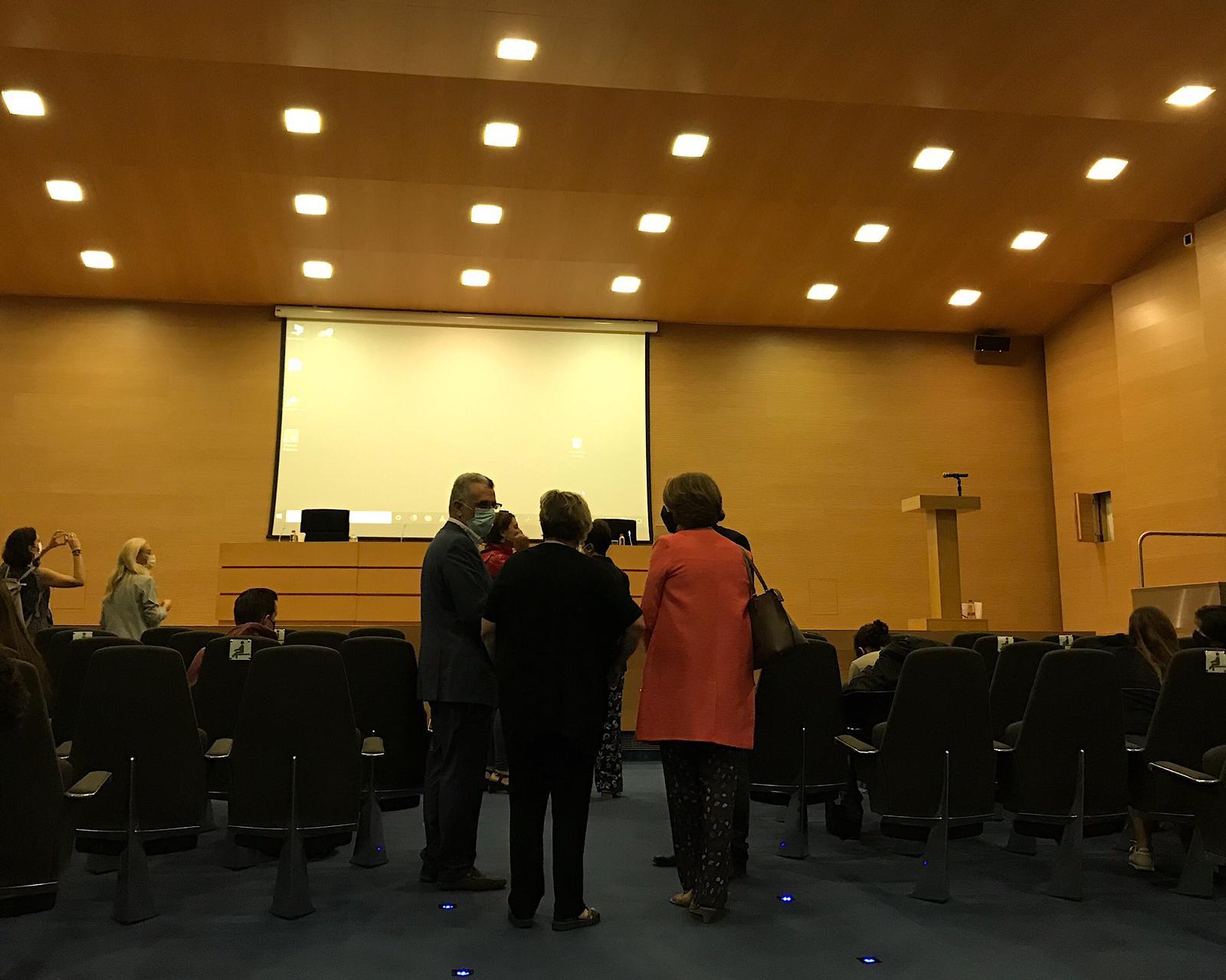 Inauguración del XII Congreso de Comunicación Digital en la Comunidad Valenciana