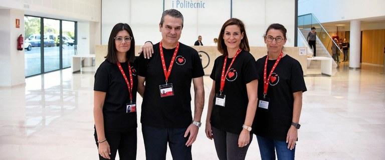 La ONG colabora con hospitales nacionales para ayudar en la recuperación de niños sin familia