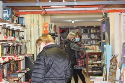 Detalle clientas Librería Berlín