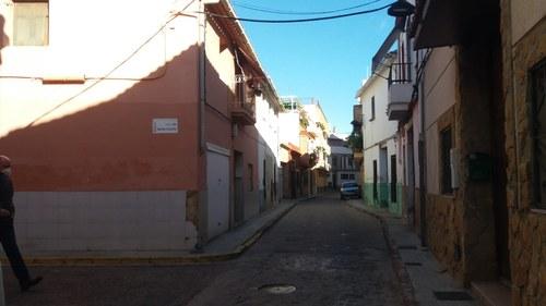 Calle Santa Cecilia