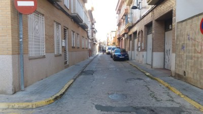 Calle Santísima Trinidad