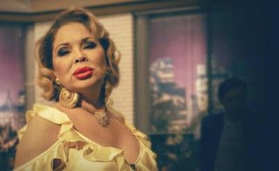 Isabel Torres como Cristina Ortiz
