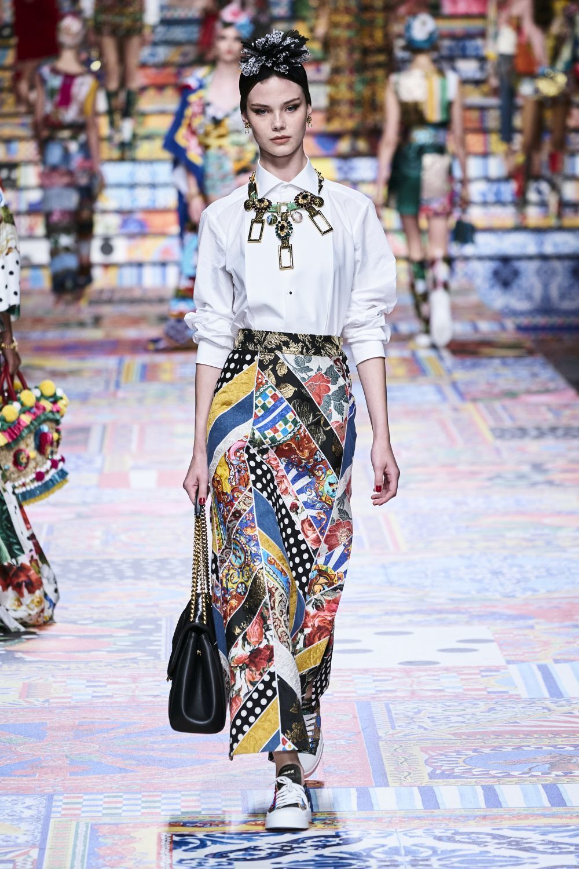 Dolce&Gabanna en la Fashion Week Milán 2020