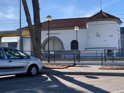 Estación de metro de Fuente del Jarro